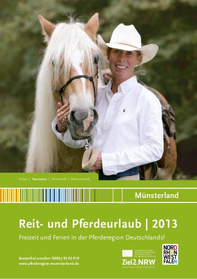 Reit- und Pferdeurlaub 2013  57  Aktiv für alle Reiter und Pferde Sie denken bei der Deutschen Reiterlichen Vereinigung – ...