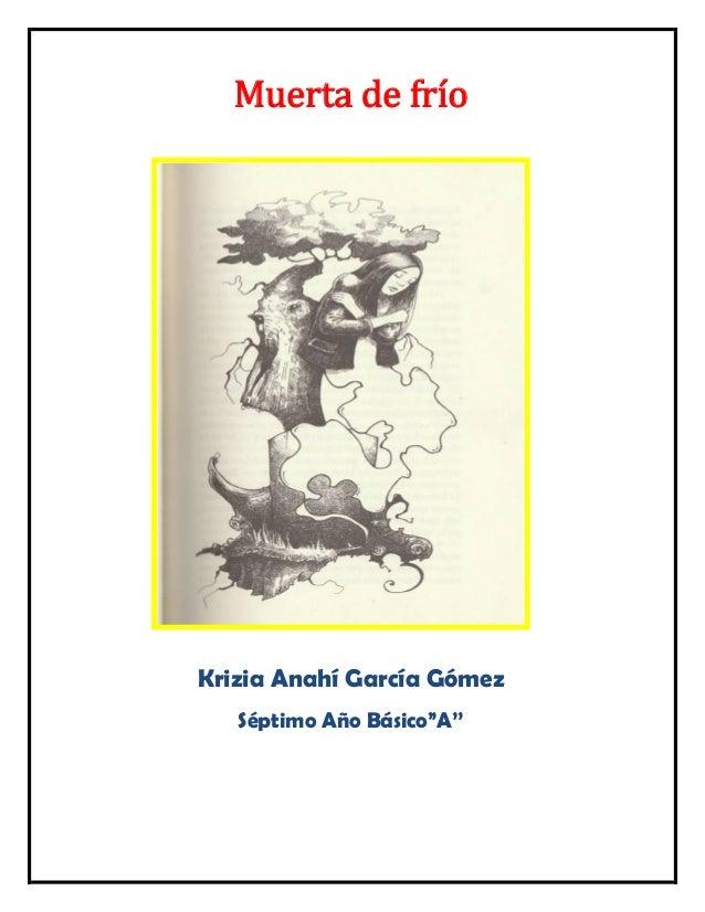 Muertafrio Anahi García