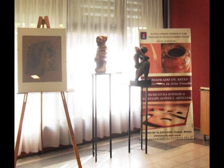 Muestra en la Expo Educativa 2011