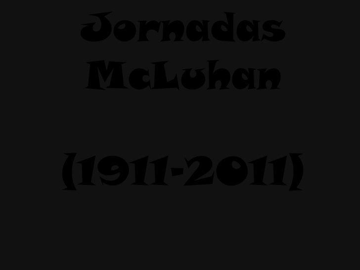 Muestra fotográfica McLuhan