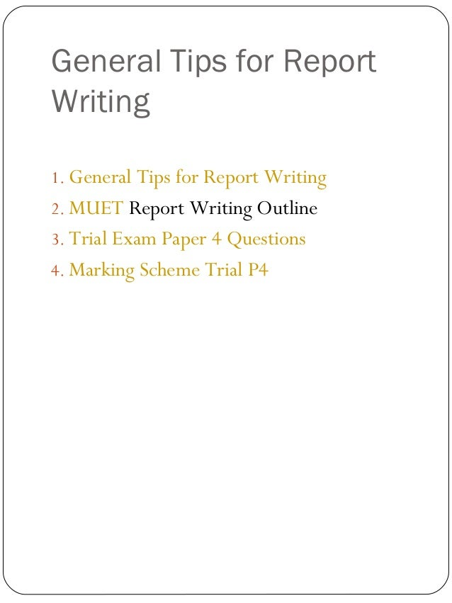 MUET Writing : Sample Essays (Malaysian University English Test)
