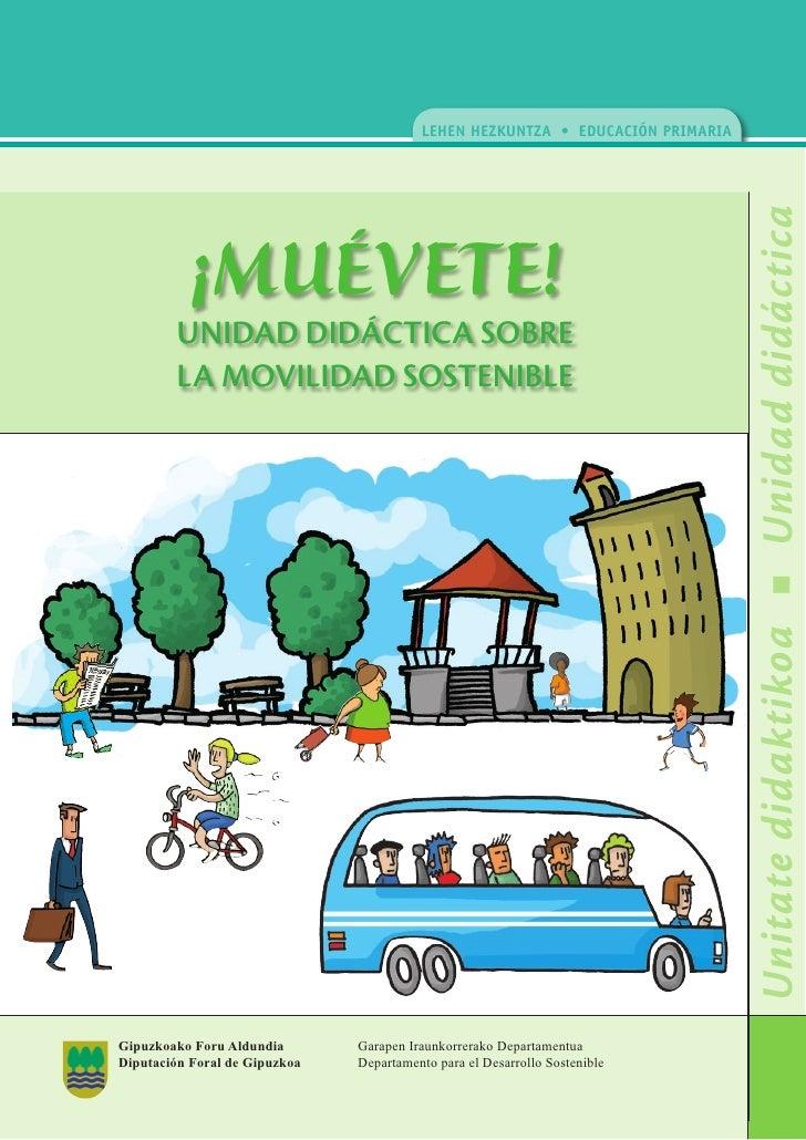 LEHEN HEZKUNTZA • EDUCACIÓN PRIMARIA                                                                                Unidad...