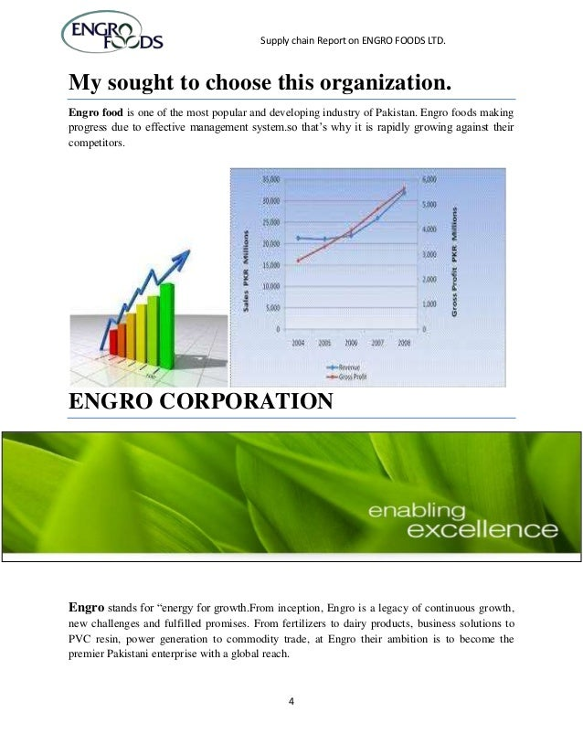 engro report Engro corp wins the acca wwf-pera award for becoming the first organization in pakistan to adopt the integrated reporting model in their annual report 2013.