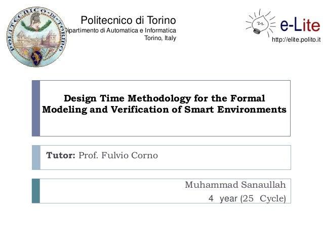 PhD evaluation presentation