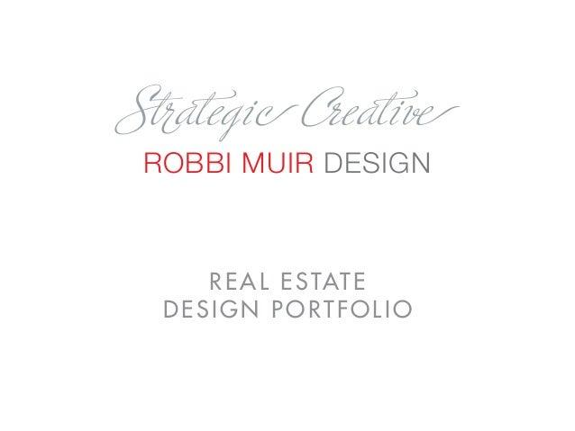 Muir real estate2013