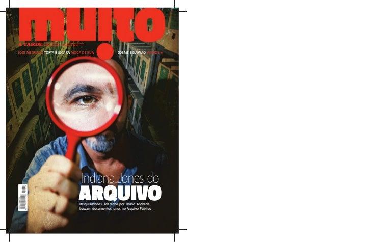 SALVADOR DOMINGO 26/9/2010   45             #130 / DOMINGO, 26 DE SETEMBRO DE 2010             REVISTA SEMANAL DO GRUPO A ...