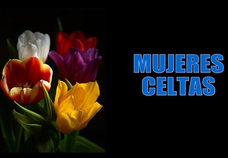 Mujeres Celtas