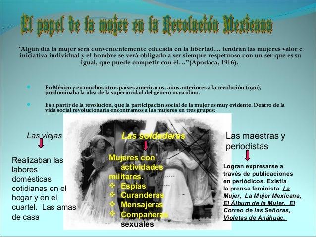  En México y en muchos otros países americanos, años anteriores a la revolución (1910), predominaba la idea de la superio...