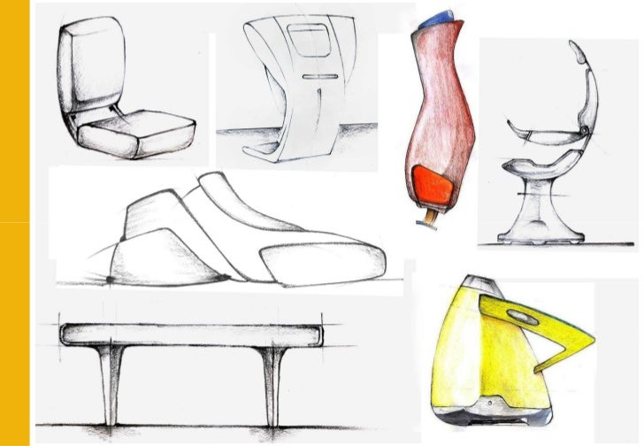Product Design Line Art : Industrial design portfolio