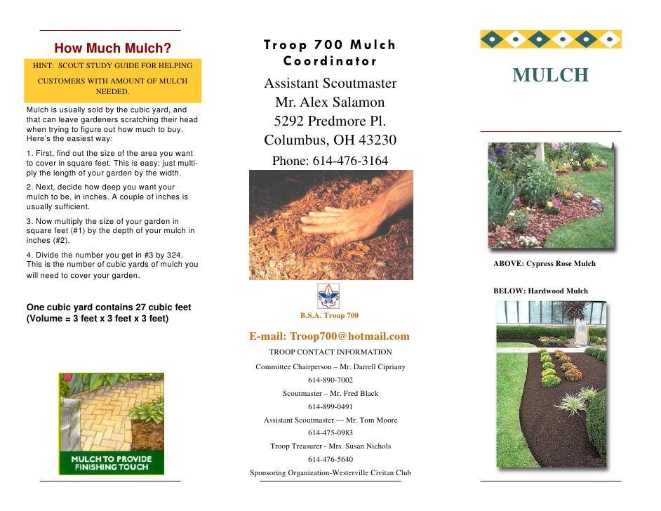 Mulch Guide Brochure 2004