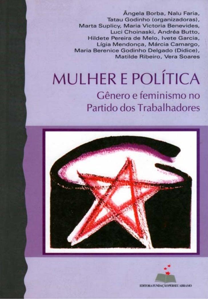 Mulher e política