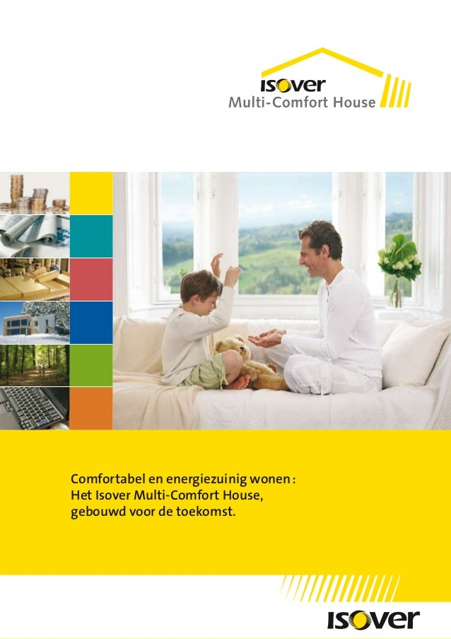 Isover - Multi comfort house