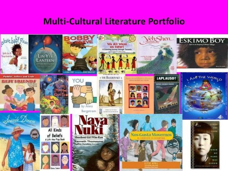 Multi cultural literature portfolio
