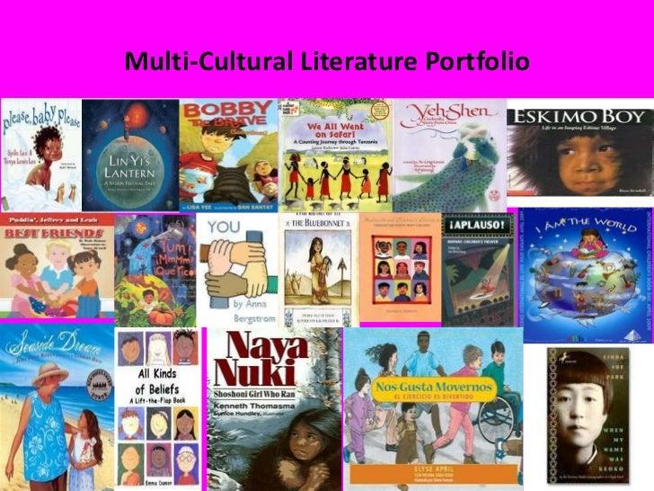Multi-Cultural Literature Portfolio