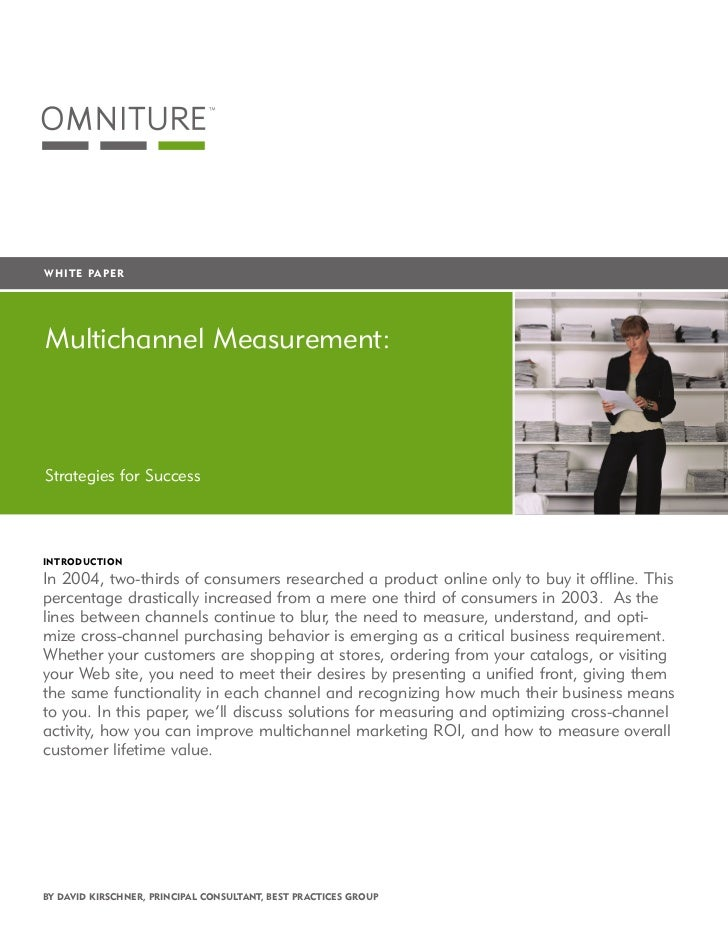 Multichannel Measurements