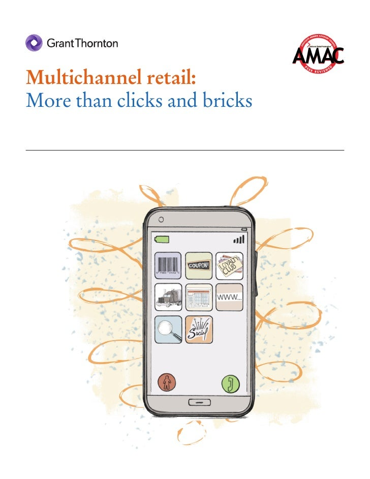 Multichannel retail:More than clicks and bricks