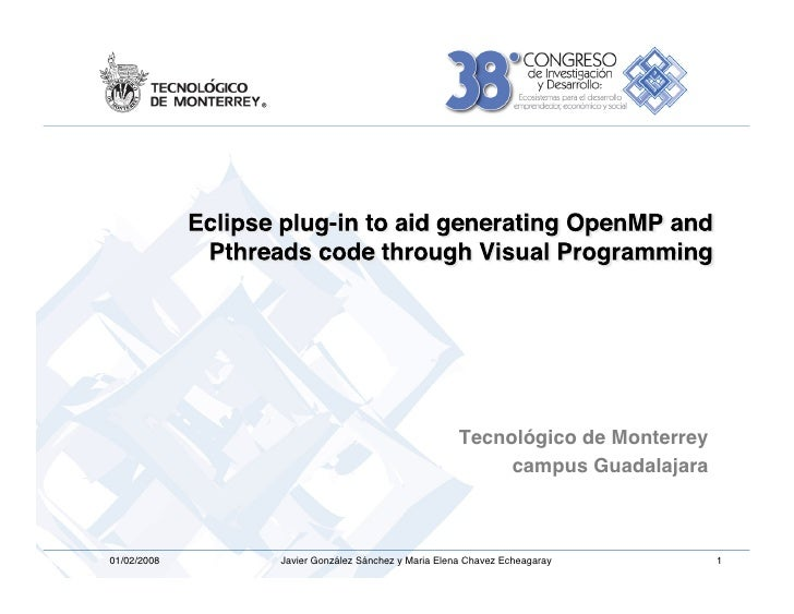 200801 Generating OpenMP and Pthreads code