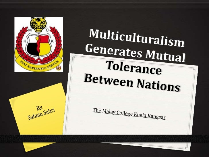 What Is Multiculturalism?• A simple explanation by Andrew Klavan - Multiculturalism  Explained