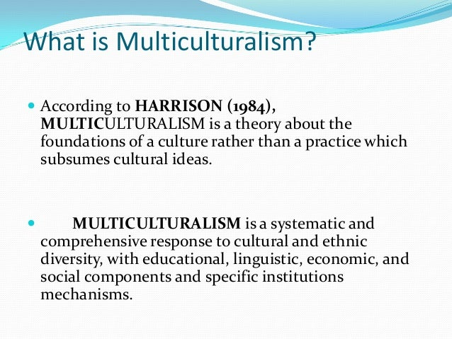 multiculturalism in school Edited by janine m jones, the psychology of multiculturalism in the schools: a  primer for practice, training, and research provides school professionals the.