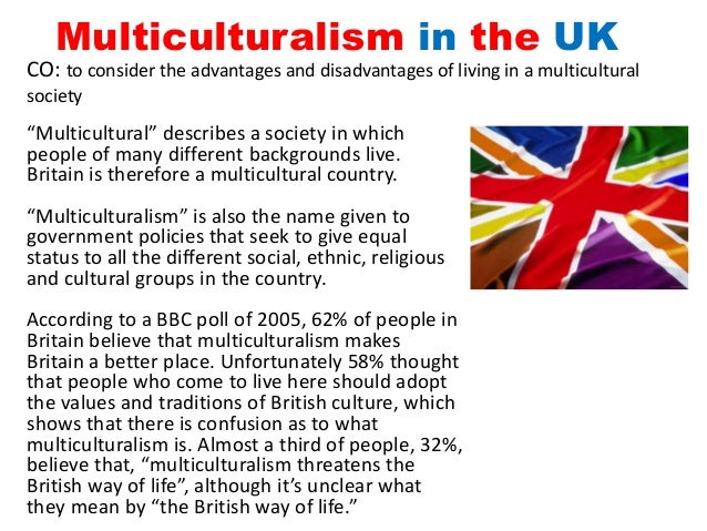 the advantages of multicultural education
