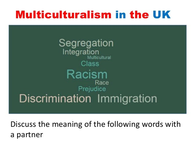 essay about multiculturalism in uk