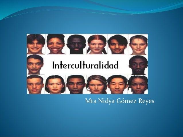 Mta Nidya Gómez Reyes