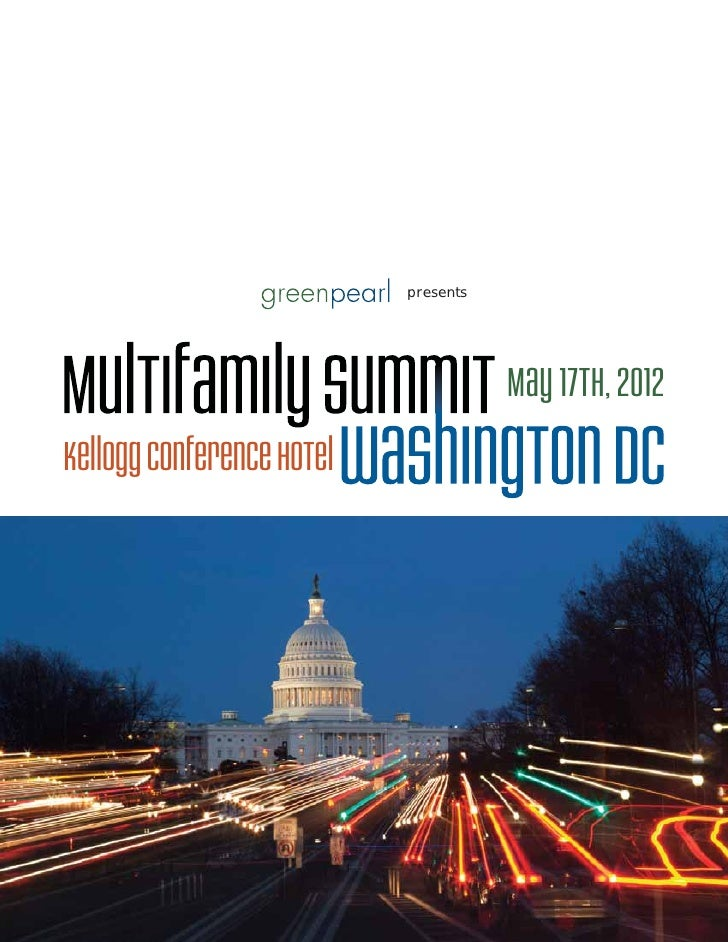 Multifamily Summit Washington DC