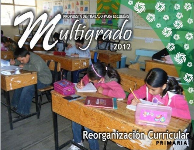 Multigrado 2012-2013