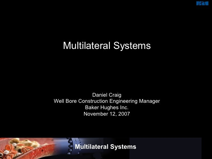 Multilateral Systems, pumpsandpipesmdhc