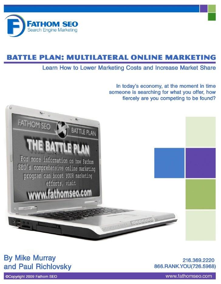 Multilateral online marketing