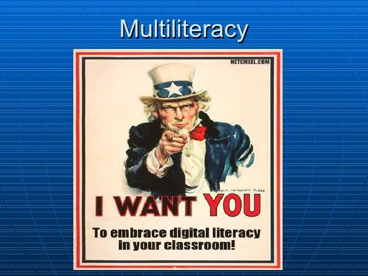Multiliteracy