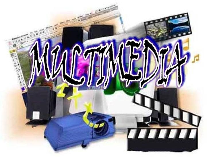 Multimedia es un término que se aplica a cualquier objeto que usa simultáneamente diferentes formas de contenido informati...