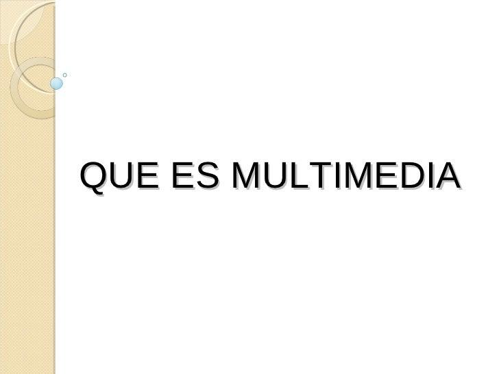Lenguaje multimedia - Juan Ceballos
