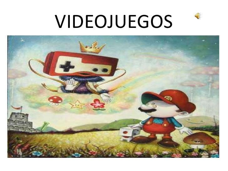 VIDEOJUEGOS<br />