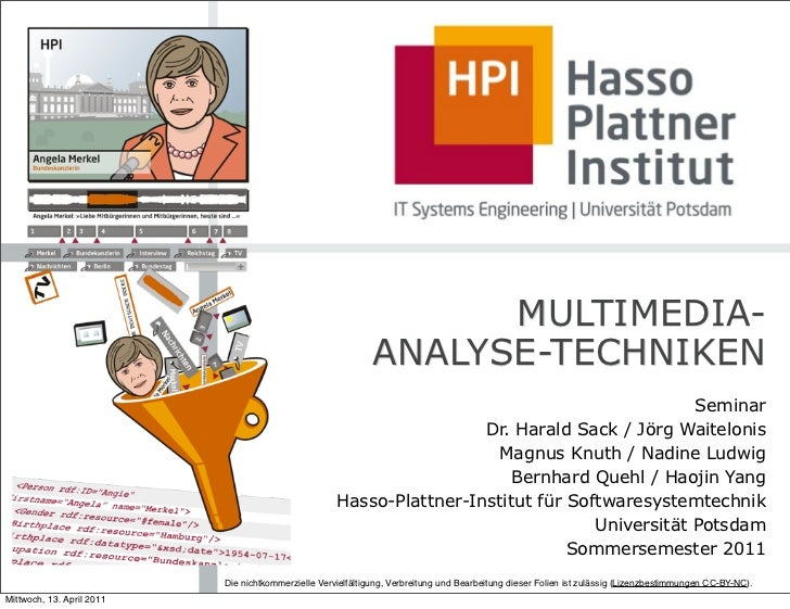 MULTIMEDIA-                                                              ANALYSE-TECHNIKEN                                ...