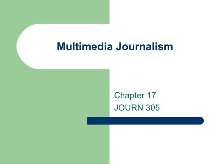 Multimedia Reporting