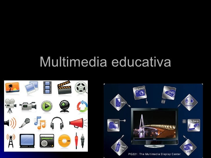 Multimedia educativa