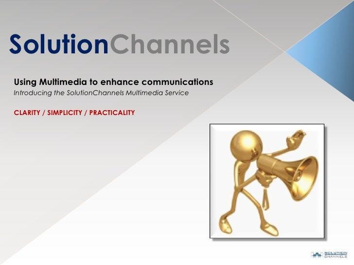 Multimedia Innovation  Sept09