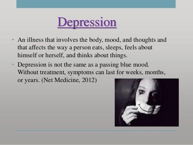 mental health symptoms