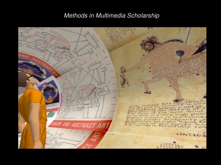 Methods in Multimedia Scholarship