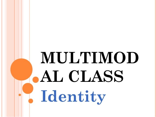 MULTIMOD AL CLASS Identity