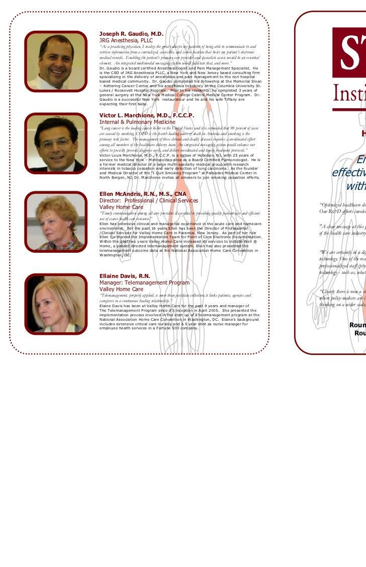 Multimodal Messaging within The EMR,   September 2007