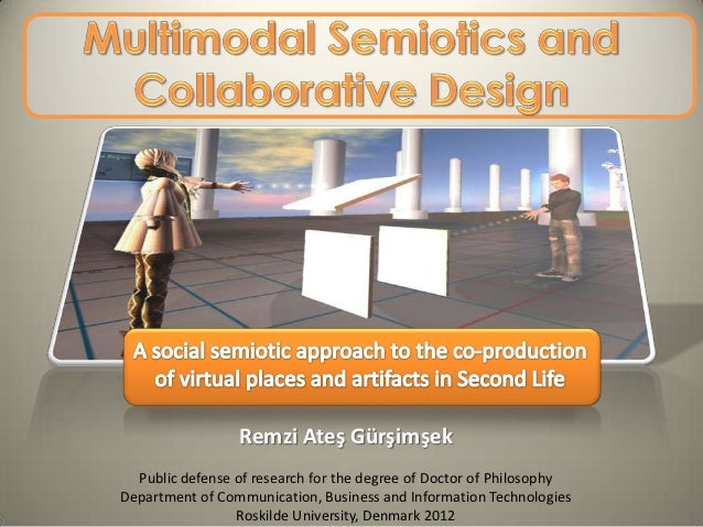 Remzi Ateş Gürşimşek  Public defense of research for the degree of Doctor of PhilosophyDepartment of Communication, Busine...