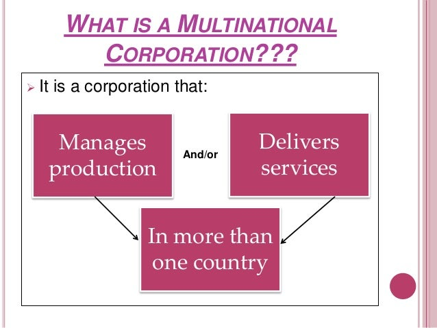 the definition of the multinational enterprise The multinational enterprise (mne) define at the definition multinational enterprises and economic development in host multinational enterprise strategy, foreign direct investment get this answer with chegg studyfind your the attraction of multinational enterprises.