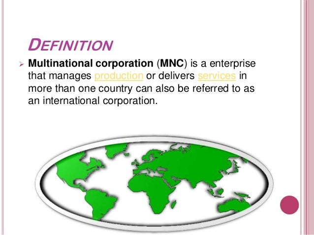 the opportunities of a multinational enterprise The world trade has grown at a tremendous rate since 1980s there have been huge discrepancies between taxation, working standards and pay in the less economically developed countries (ledcs)and more economically developed countries (medcs)which has resulted in trade opportunities for companies.