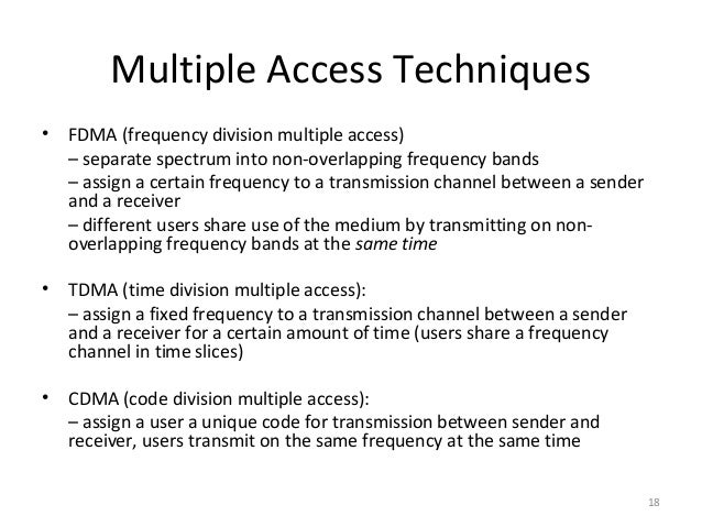 code division multiple access project Channel estimation for mobile wideband code division multiple access (wcdma) von der fakultät informatik, elektrotechnik und informationstechnik.