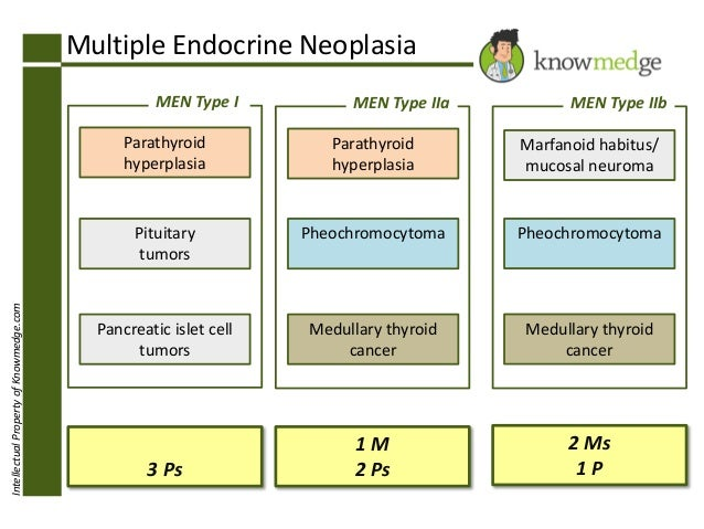 Internal Medicine Board Review: Multiple Endocrine Neoplasia