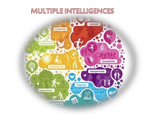 "Multiple Intelligences ""Howard Gardner"" Frames of Mind: The Theory of Multiple Intelligences At least 7 intelligences Huma..."