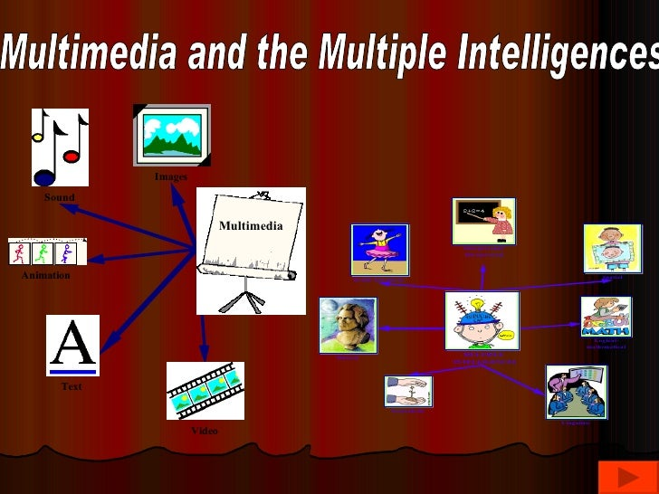 Multimedia and the Multiple Intelligences