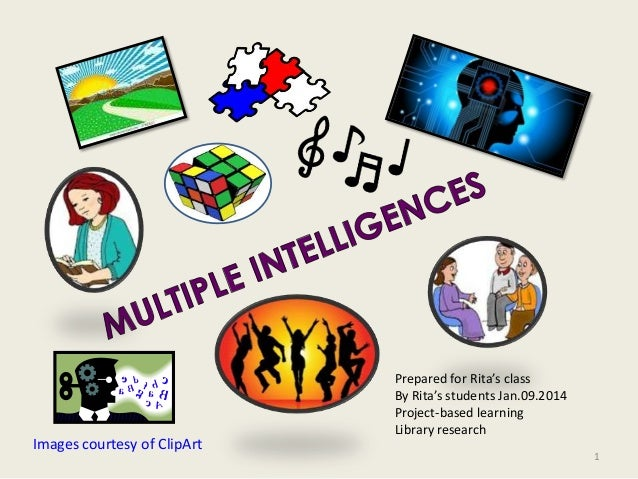 Multiple Intelligences PBL by AEAL Students